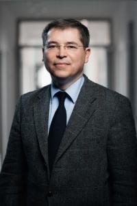 Dr. Daniel Bergner, VID-Geschäftsführer