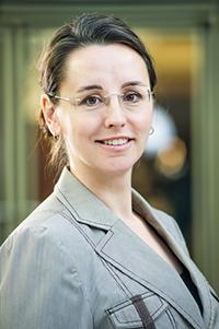 Judith Berg, VID-Geschäftsstelle, Juristische Referentin
