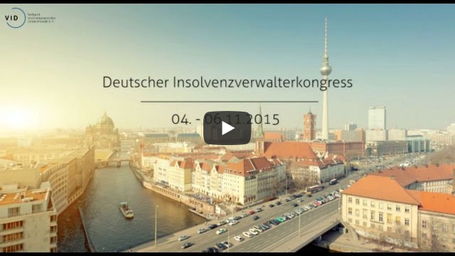 Screenshot Insolvenzverwalterkongress 2015